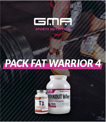 Pack Fat Warrior 4