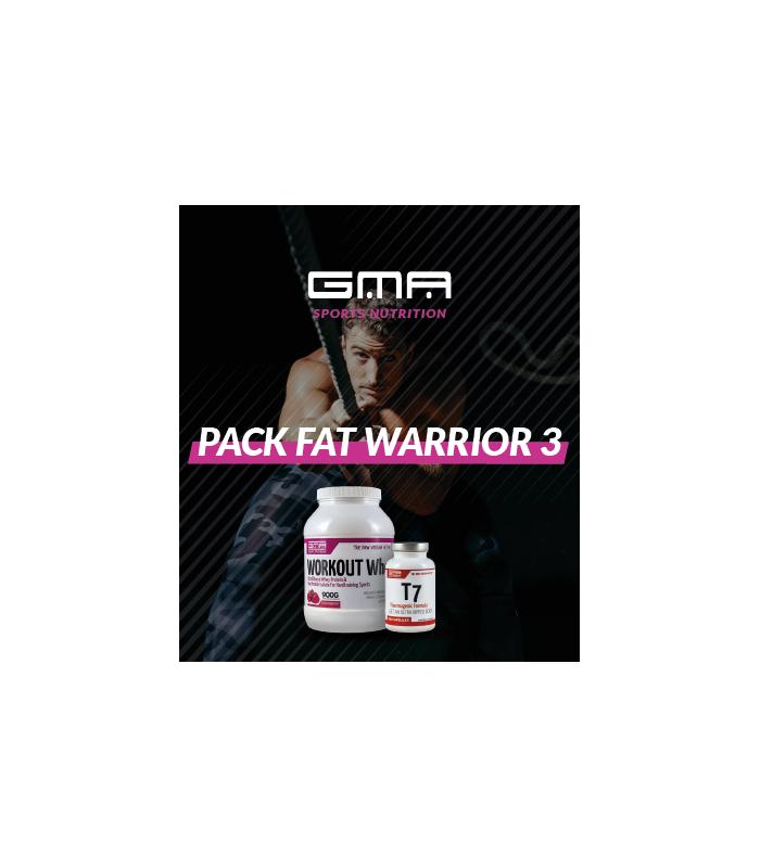 Pack Fat Warrior 3