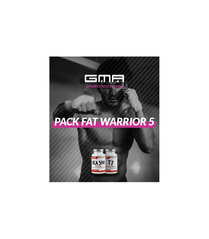 Pack Fat Warrior 5