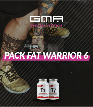 Pack Fat Warrior 6