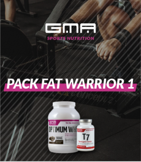 Pack Fat Warrior 1
