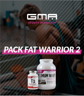 Pack Fat Warrior 2