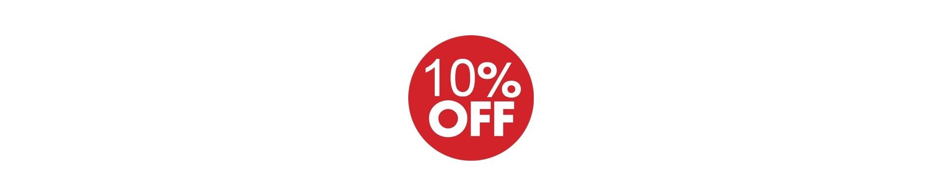 PROMOCIONES -10%